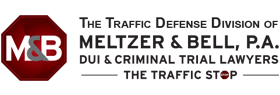 Meltzer & Bell, P.A. DUI & Criminal Trial Lawyers - The Traffic Stop